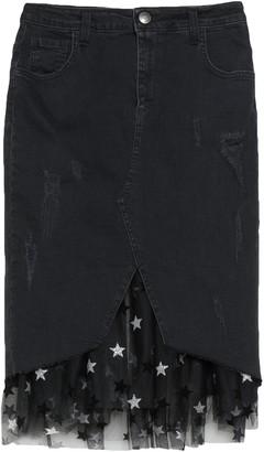 Jijil Denim skirts - Item 42757019MQ