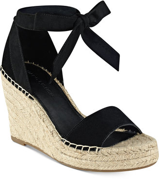Marc Fisher Kaee Wedge Espradrilles $89 thestylecure.com