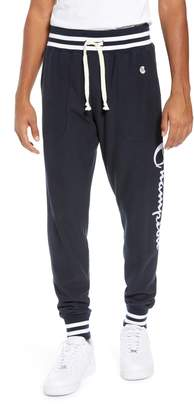 Tailgate Todd Snyder + Champion Slim Fit Tipped Jogger Pants