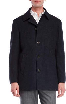 Lauren Ralph Lauren Jake Herringbone Overcoat