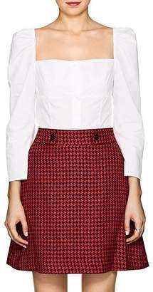 Barneys New York Women's Cotton Poplin Blouse