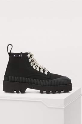 Proenza Schouler Canvas sneakers