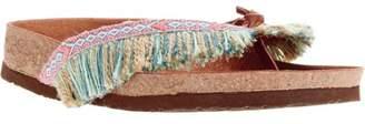 Mo Mo MoMo Women's Carmen Toe-Post Sandal