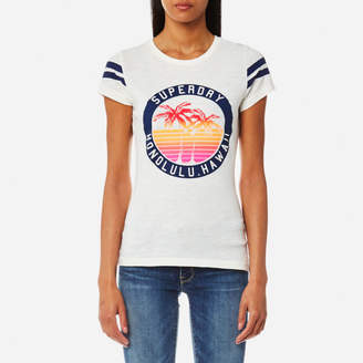 Superdry Women's Beach Surplus T-Shirt