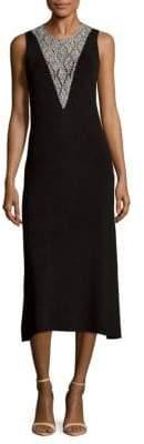 Leo & Sage Roundneck Sleeveless Dress