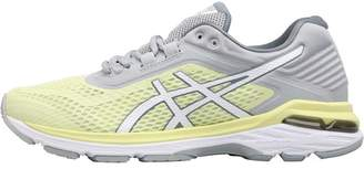 Asics Womens GT2000 6 Stability Running Shoes Limelight/White/Mid Grey