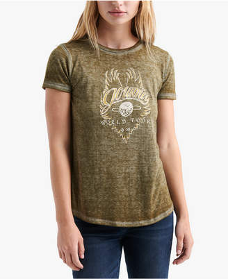 Lucky Brand Journey Graphic T-Shirt