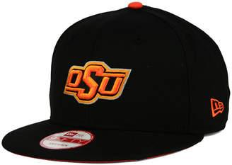 New Era Oklahoma State Cowboys Core 9FIFTY Snapback Cap