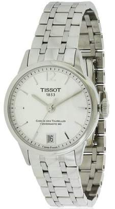 Tissot Chemin Des Tourelles Automatic Stainless Steel Mens Watch T0992071103700