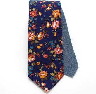 General Knot & Co Vintage English Rose Necktie