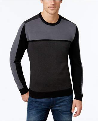 Alfani Men's Colorblocked Sweater