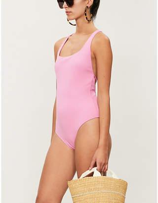 53cf29d71de61 Mauve Womens One Piece Bathing Suits - ShopStyle