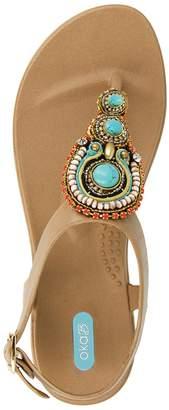 OKA b. Oka-B Mannie USA-Made Sandal (, 8)