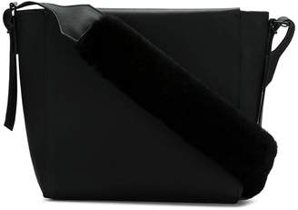 OSKLEN 2 Strap leather tote