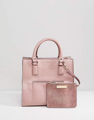 Carvela Simba Pocket Purse Tote Bag