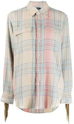 Polo Ralph Lauren plaid chest pocket shirt