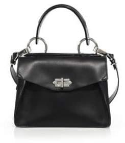 Proenza Schouler Small Hava Leather Top-Handle Satchel