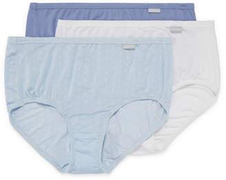 Jockey Elance Supersoft Micromodal 3 Pair Microfiber Brief Panty