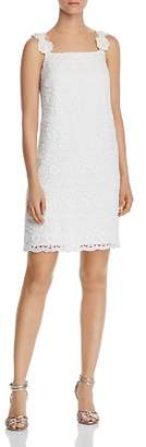 Laundry by Shelli Segal Floral Lace Dress