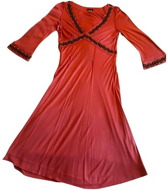 Tocca Pink Dress for Women Vintage