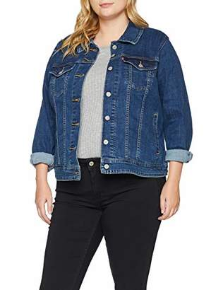 d89cb9bc71ca9 Levi s Plus Size Women s Pl Original Trucker Denim Jacket ...