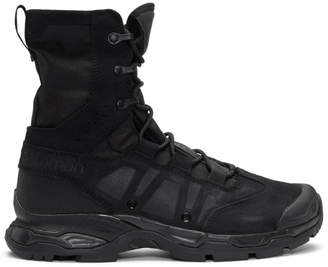 Boris Bidjan Saberi Black Salomon Edition Jungle Ultra 1 Boots