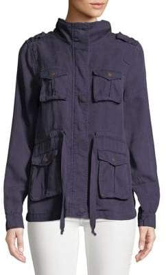 Lord & Taylor Design Lab Utility Jacket