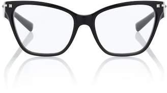 Valentino cat-eye glasses