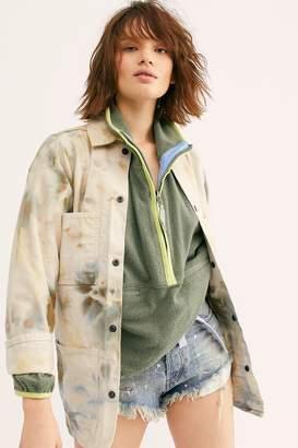 Riverside Tool & Dye Tie Dye Workwear Jacket