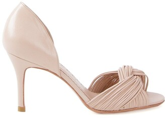 Sarah Chofakian open toe pumps