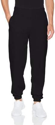 Fruit of the Loom Classic 80/20 elasticated jog pants XL