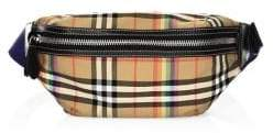 Burberry Rainbow Vintage Check Fanny Pack