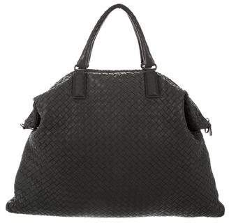 Bottega Veneta Convertible Intrecciato Leather Bag