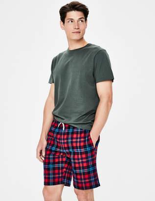 Boden Brushed Cotton Lounge Shorts