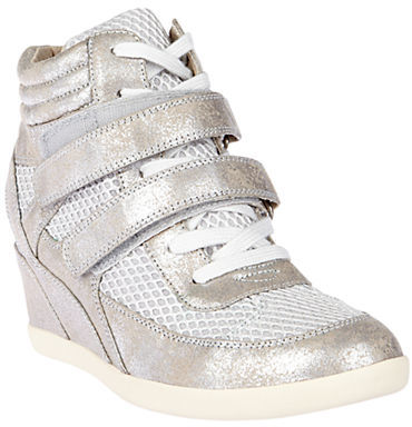 Madden-Girl Hickorry Wedge Sneakers