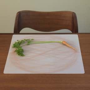 Modern-Twist Tangle Placemats
