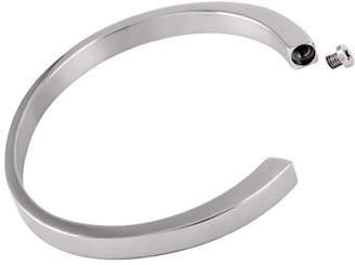 Equipment love of life Memorial Ash Urn Bracelet Stainless Steel Cremation Funeral Urn Bangle for Ashes-Urn Bracelet