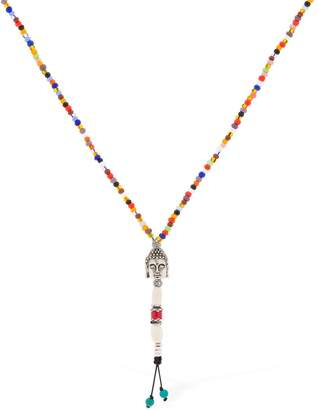 Buddha Cromo Necklace