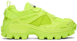 Juun.J Yellow Volume 3 Sneakers