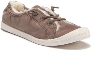 Madden-Girl Brette Faux Fur Lined Sneaker