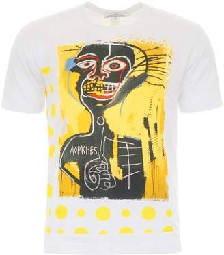 Comme des Garcons Basquiat T-shirt