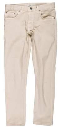 Robert Geller Cropped Skinny Jeans