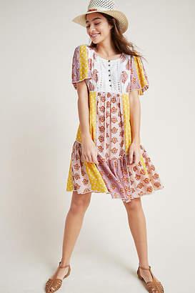 Maeve Melody Patchwork Dress