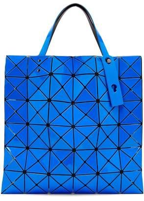 Bao Bao Issey Miyake Lucent Gloss Tote - Womens - Blue Multi