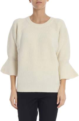 MICHAEL Michael Kors Flared Cuffs Sweater