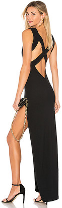 by the way. Sherry Slit Maxi