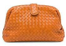Bottega Veneta Women's The Lauren 1980 Leather Clutch