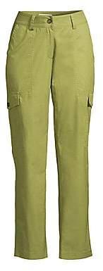 MICHAEL Michael Kors Women's Straight-Leg Cargo Pants