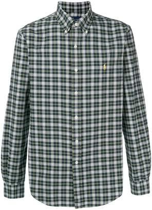 Polo Ralph Lauren slim fit check shirt