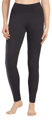 Cuddl Duds Climateright by Women's Thermal Guard Long Underwear Legging
